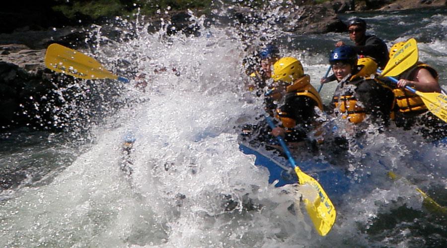 大高瀬をゆく トムソーヤボート