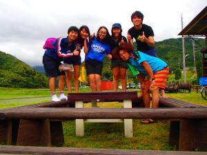 6月5日1200保津川ラフティングツアーの写真