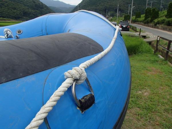 純正品のアウトサイドロープ