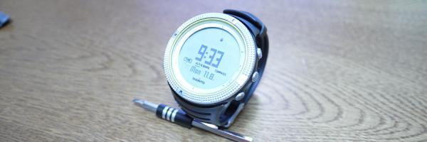 スント コア 腕時計