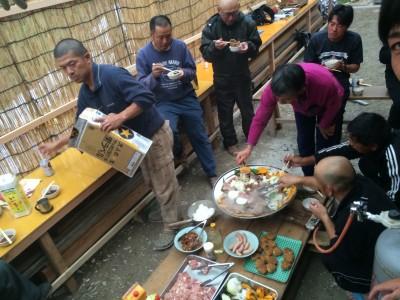鑓温泉BBQ
