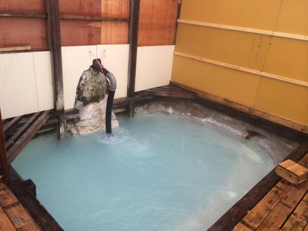 ジャグジー風呂