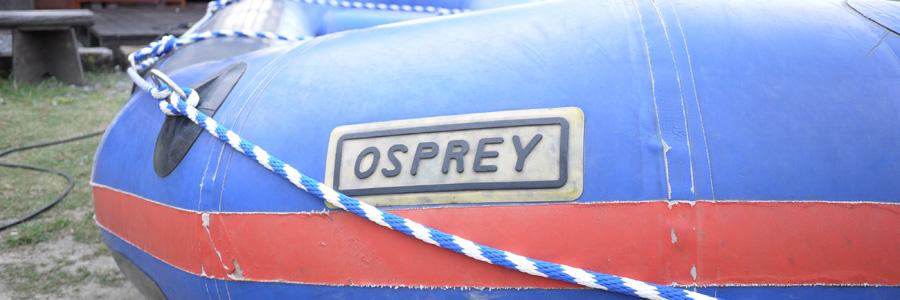ospreyボート
