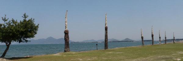マイアミ浜から琵琶湖
